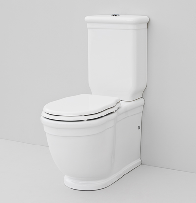 back to wall close-coupled WC 72x36 h 94