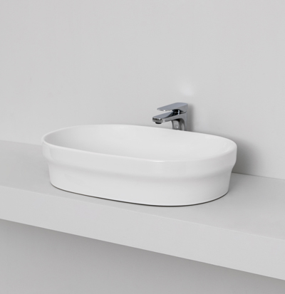 POL002 countertop washbasin