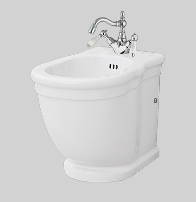 back to wall bidet 36x55