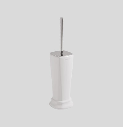 CIC004 - ceramic brush holder + brush - 10x50