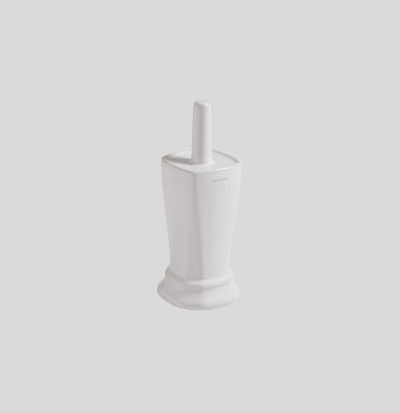 CIC005 - ceramic toilet roll holder - 10x35
