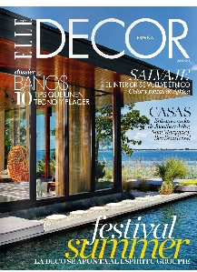 ELLE DECOR SPAIN GIUGNO 2016