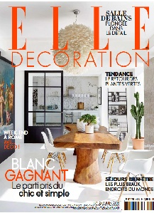 Elle decoration Francia giugno 2016