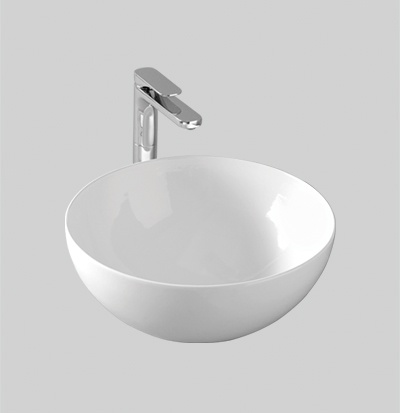 LCL001 countertop washbasin 46 x 46