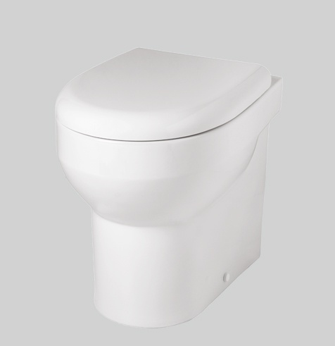 SMV002 - back to wall rimless WC - 35x50