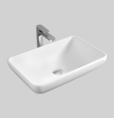 TAL001 countertop washbasin 60 x 40