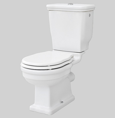 close-coupled WC