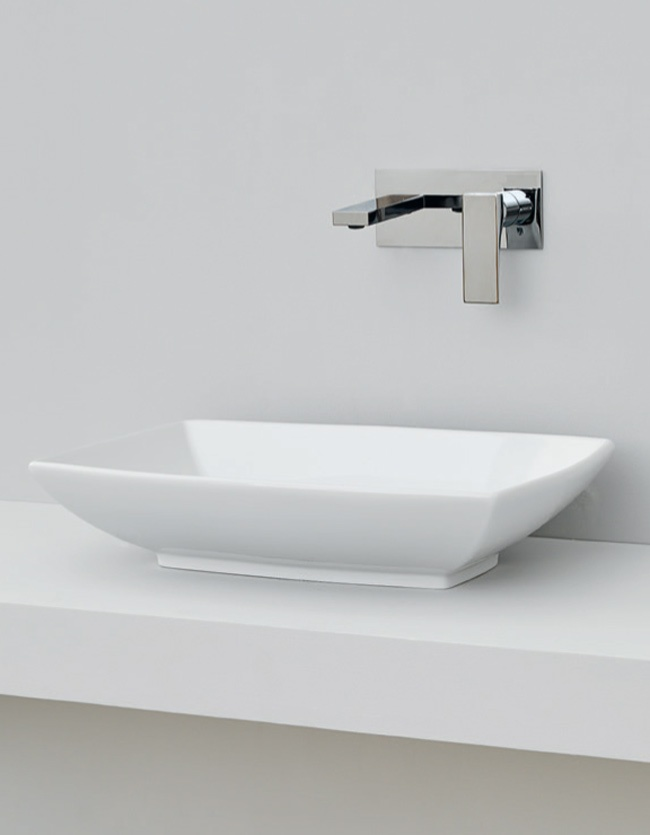 Pin Lavabo A Consolle In Marmo Cambridge Gentry Home ...